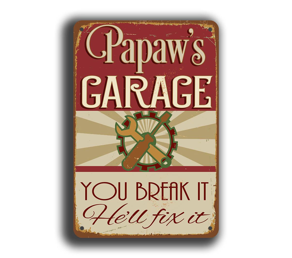 Papaws-Garage-Sign-4