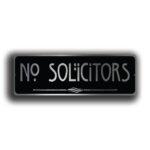 NO-SOLICITORS-SIGN-4