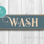 Wash Sign 2