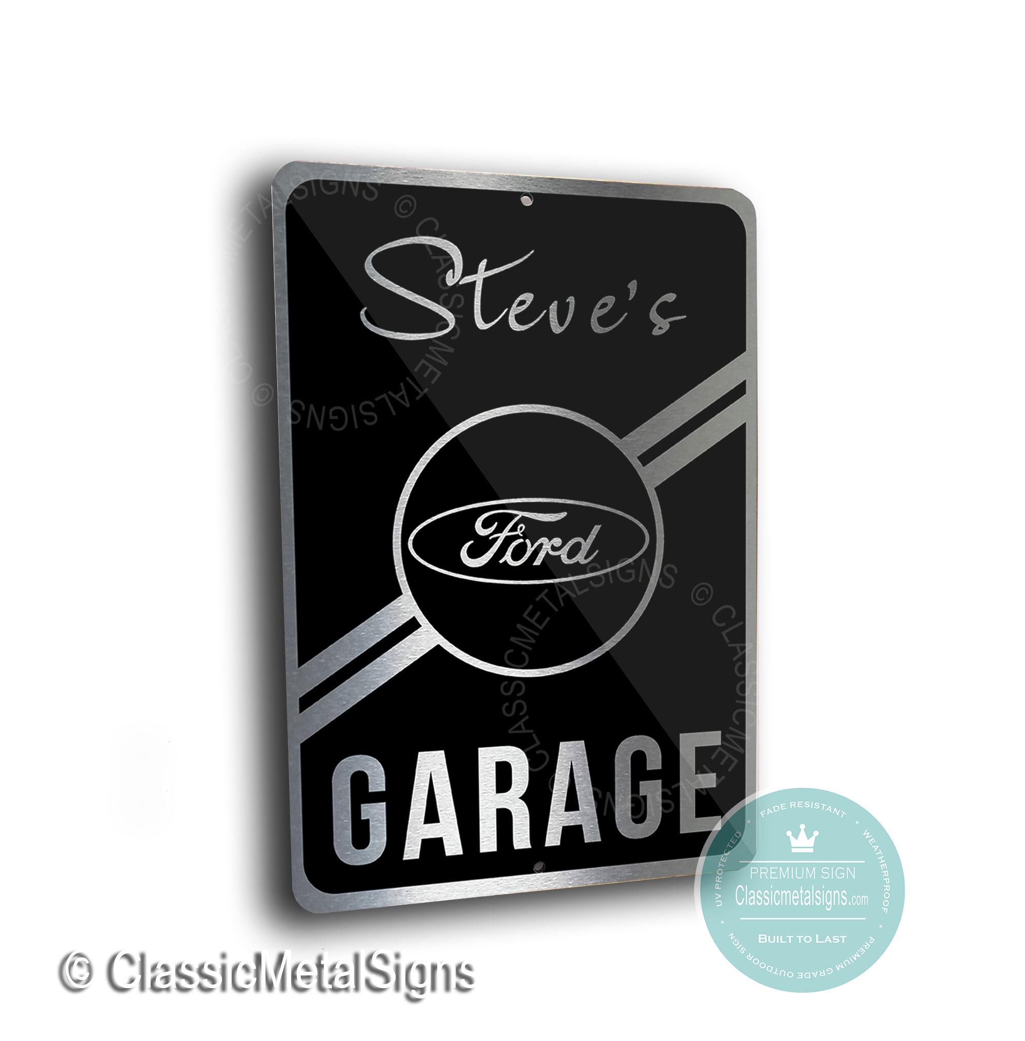 Ford Garage Signs